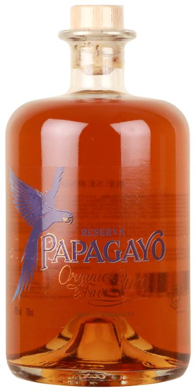 Papagayo Organic Golden Rum