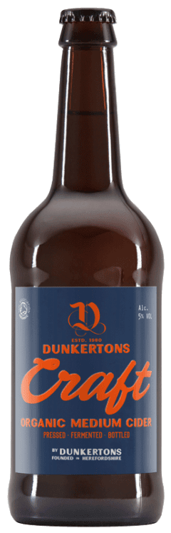 Dunkertons Craft Cider-0