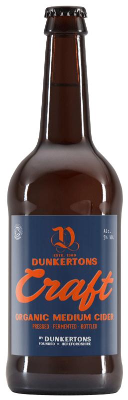 Dunkertons Craft Cider-0
