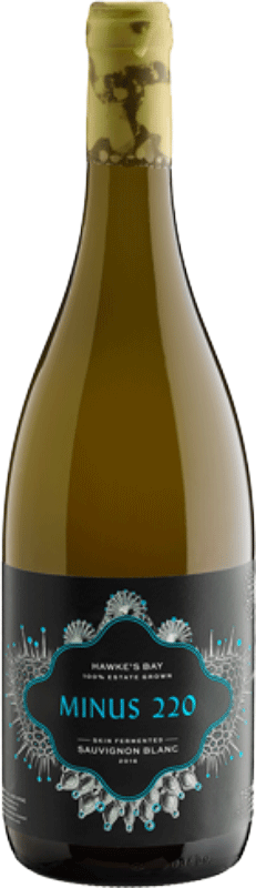 Minus 220 Sauvignon Blanc No Added Sulphur Supernatural Wine Co