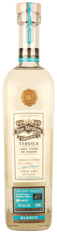 Don Abraham Organic Tequila
