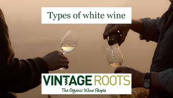 Types of white wine