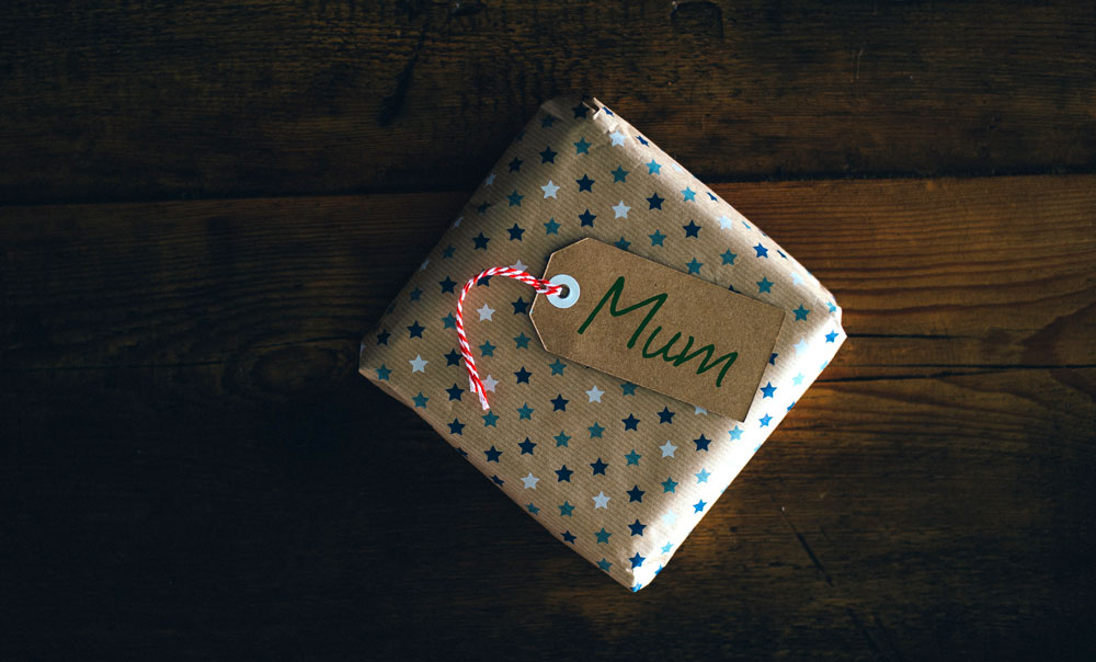 Christmas present for mum