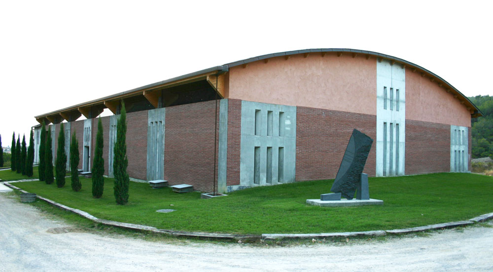 Spanish Organic Winery